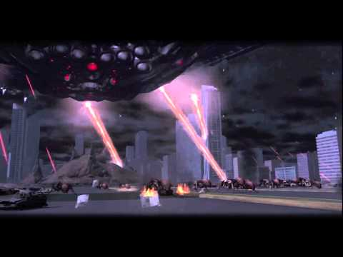[HD] Earth Defense Force: Insect Armageddon - INFERNO ENDING
