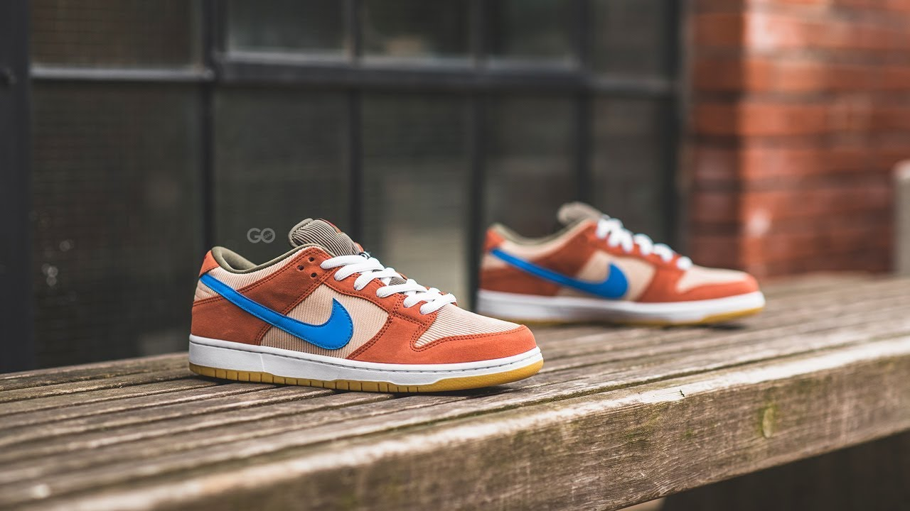 50% price check out super popular Nike SB Dunk Low Pro