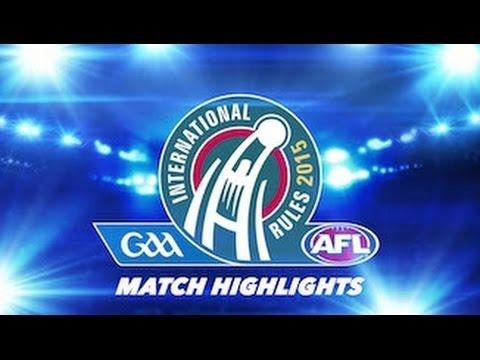 Ireland V Australia IRS Highlights