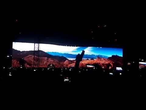 U2 - With Or Without You [The Joshua Tree Tour - Stadio Olimpico 16 Luglio 2017]
