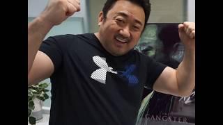 威視電影【極惡對決】馬東石和台灣粉絲打招呼!(06.20 一決勝負)