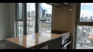 Toronto 15 Lower Jarvis Studio Condo Tour Daniels Waterfront Lighthouse West Tower Youtube