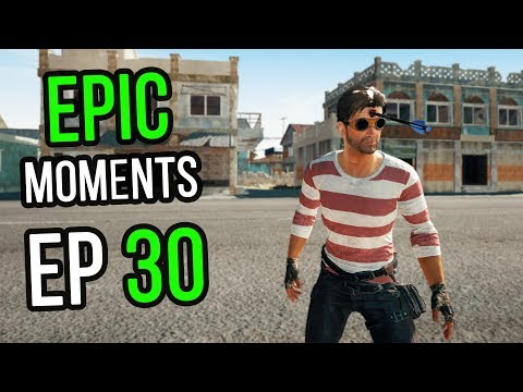 PUBG: Epic & Lucky Moments Ep. 30