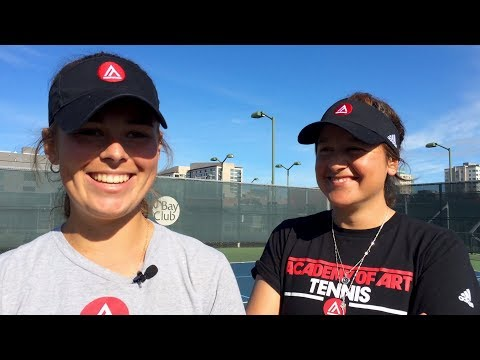 Women's Tennis Recap vs. Concordia 3-8-18