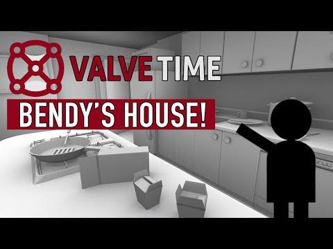 Exploring Bendy's House [Aperture Robot Repair]