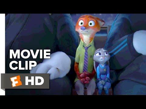 Zootopia Movie CLIP - Fur of a Skunk (2016) -...