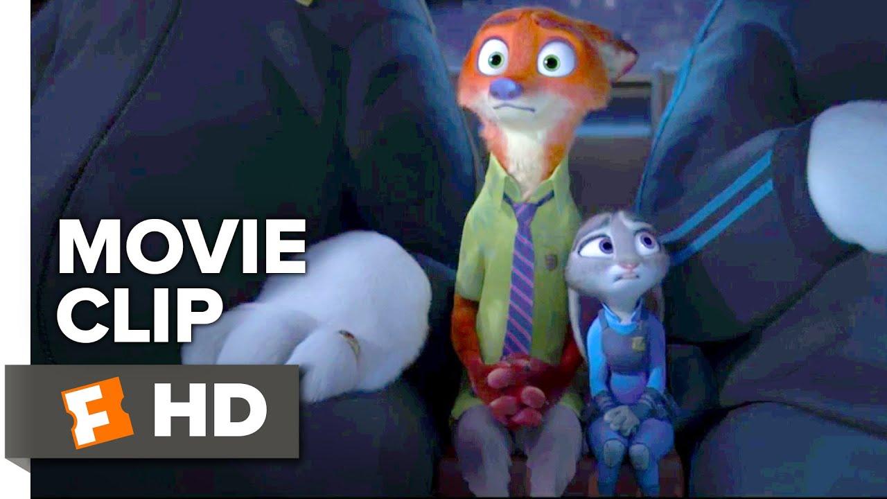 Zootopia Movie Clip Fur Of A Skunk 2016 Disney