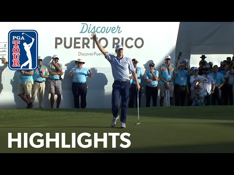 Highlights | Round 4 | Puerto Rico Open 2019