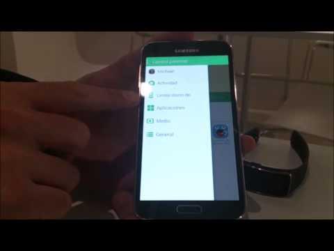 ¿Como funciona el modo Niños del Samsung Galaxy S5?