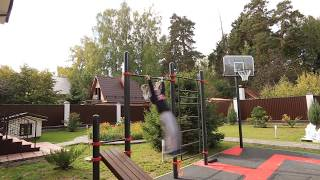 видео Оборудование для воркаута и Workout площадки