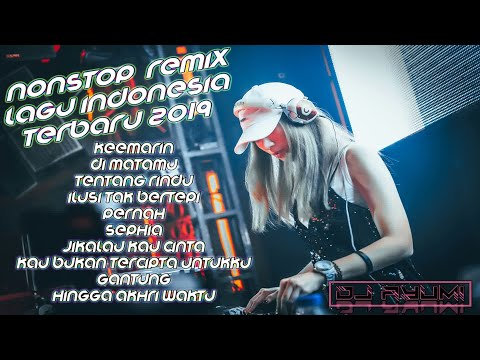 DJ KEMARIN VS DI MATAMU BREAKBEAT REMIX TERBARU 2019 BASS NYA KENCENG