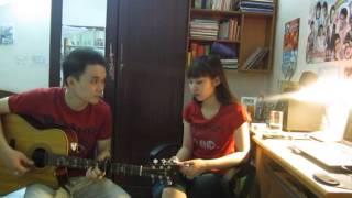 Chậm Lại Một Phút - Guitar cover Dũng.râu.dz ft Trang Tèo ( Demo )