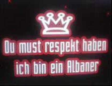 stolzer albaner! [proud albanian!] - youtube