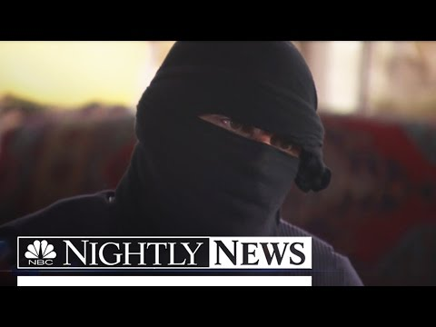 American ISIS Fighter Reportedly Detained by Kurdish Forces in Iraq | NBC Nightly News