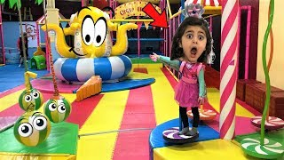 Indoor Playground Fun Playtime for Kids