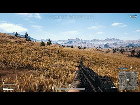 PlayerUnknown's Battlegrounds (PUBG) Gameplay (PC HD) [1080p60FPS]