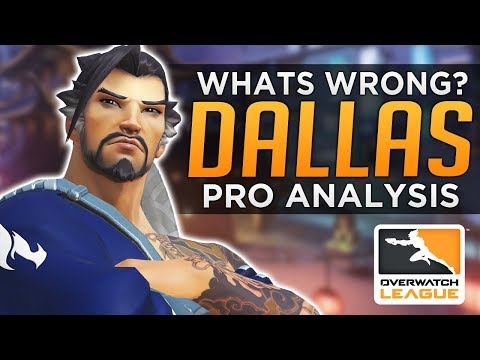Overwatch: What's WRONG With Dallas Fuel? - Pro Analysis