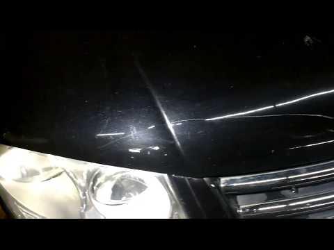 Eliminar rayones de llave en tu auto