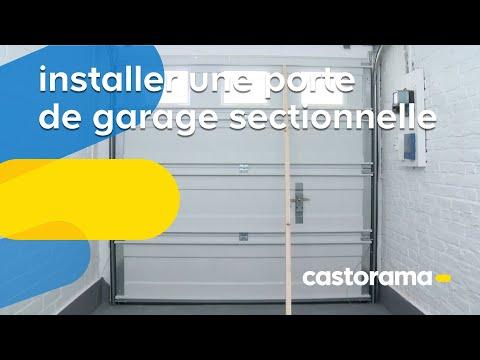 Aide au montage porte de garage sectionnelle h rmann doovi - Montage porte de garage sectionnelle hormann ...