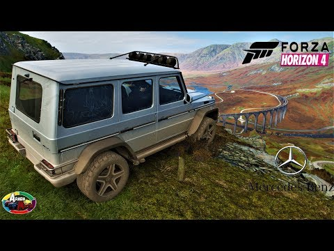 Mercedes G65 AMG Araba Oyunu - Forza Horizon 4 Ultimate Edition - 4K Gameplay | OFF ROAD thumbnail