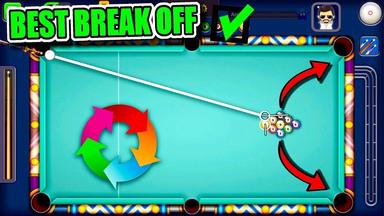 9 BALL POOL UPDATE Best Break Off Ever! INSANE Trickshots and Hacks in Miniclip 8 Ball Pool Yo ...