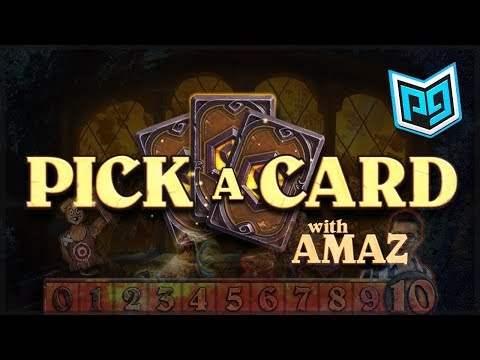 Pick a Card with AMAZ! Ep  1