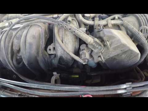 on 2004 Ford Focus Intake Manifold Runner Control