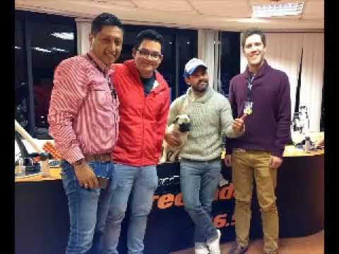 Radio Redonda|Pateando Radios|05 Oct 2017|Omoto Mojado como Perro