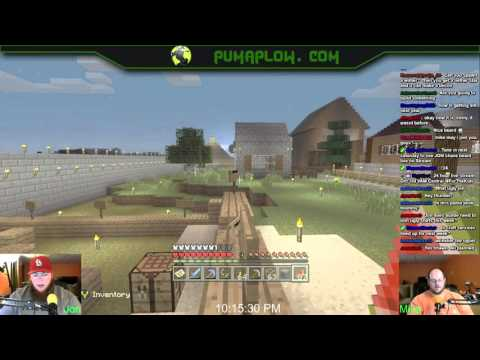 Twitch Stream: Minecraft 09/26/15