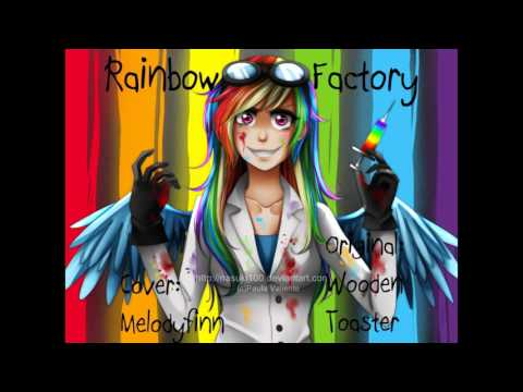 Rainbow Factory (cover) ((1))