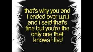 Edd Sheeran- U.n.i- Lyrics