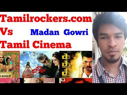 Tamilrockers | Madan Gowri | MG thumbnail