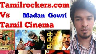 Tamilrockers | Madan Gowri | MG