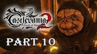 Castlevania Lords of Shadow 2 Walkthrough Part 10 - Dwarf Shop (Let's Play Gameplay)