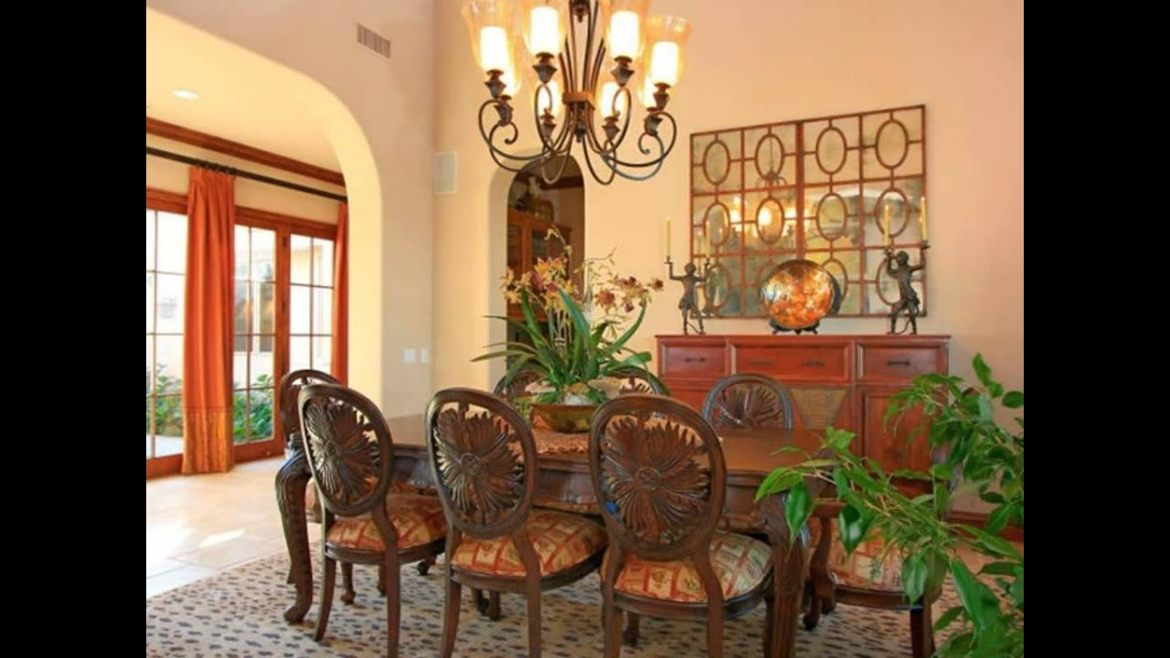 Unique & Classic Tuscan Home Interior Design!! Best Decoration ...