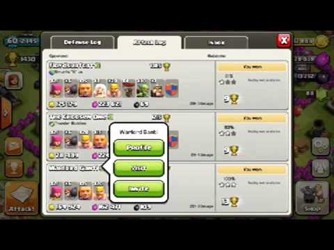How To Invite People On Clash Of Clan Youtube