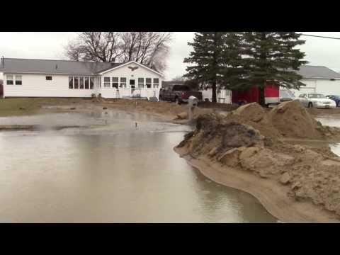 Elm Street Flooding  4-7-17