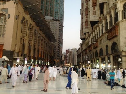 Street View of Makkah