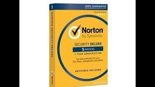 Symantec Norton Security Deluxe 2017 Review and Tutorial