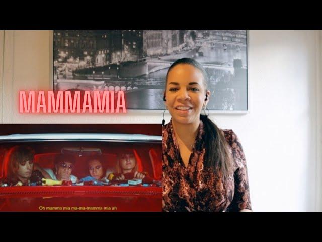 Gesangslehrerin reagiert auf Måneskin - MAMMAMIA (Lyric Video)