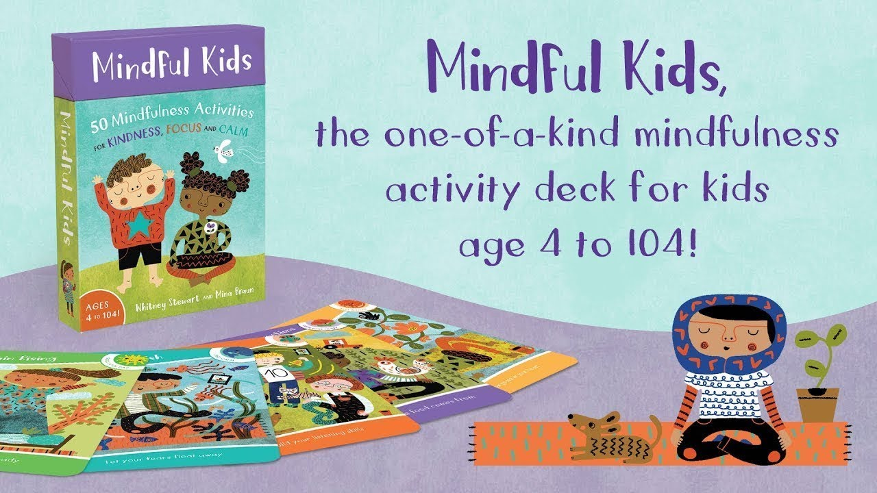 Boost kindness, focus and calm with mindfulness!