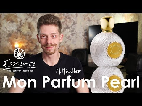 Parfamour | Esxence 2018: обзор аромата M.Micallef Mon Parfum Pearl