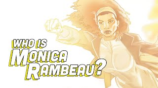 Introducing: Monica Rambeau!
