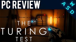 The Turing Test Review | PC Gameplay and Performance | Tarmack