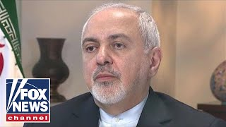 Iran's foreign minister accuses US, Mideast of provoking conflict