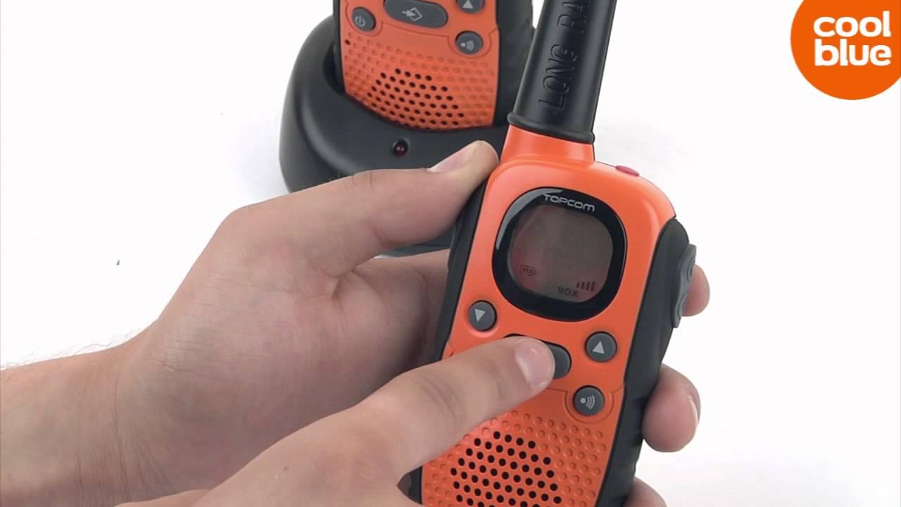 Berömda Topcom TwinTalker 9100 Long Range review en unboxing (NL/BE) - YouTube FD-37