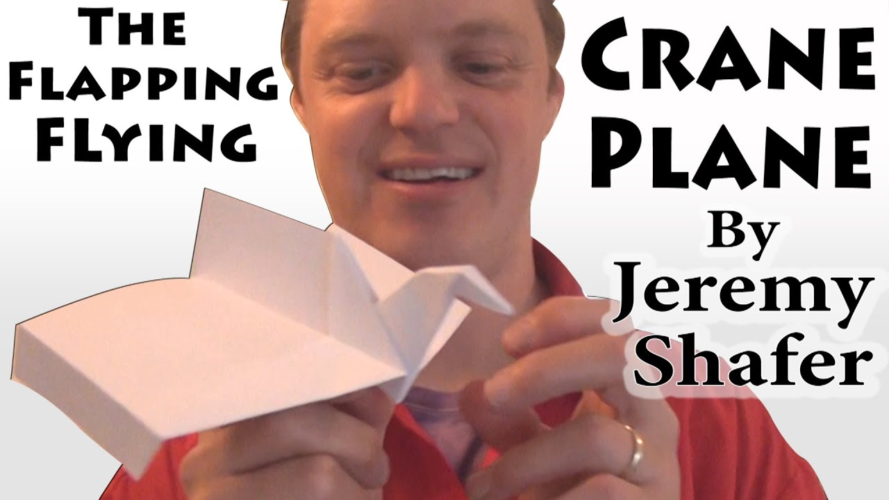 Crane Plane by Jeremy Shafer | FunnyDog.TV - photo#18