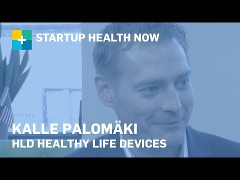 Why Finland Is a Hotbed for Health Tech:  Kalle Palomäki, HLD Healthy Life Devices: NOW #154