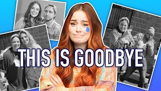 Why Sarah is Leaving Smosh (*not clickbait*) (*emotional*)