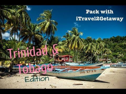 Pack with Us: Trinidad & Tobago Edition!